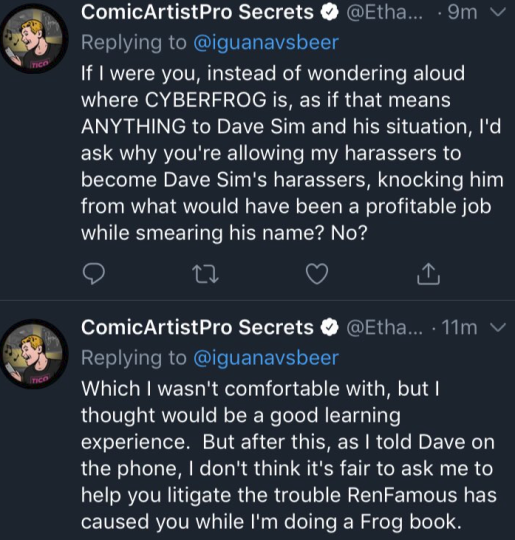 08 01 2019 This Is Comicsgate Want to discover art related to renfamous? 08 01 2019 this is comicsgate